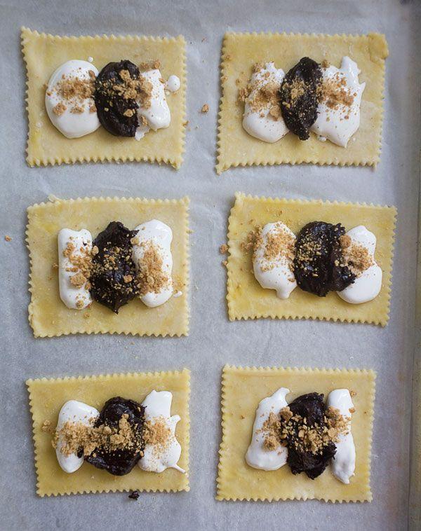 S'mores Pop Tarts recipe