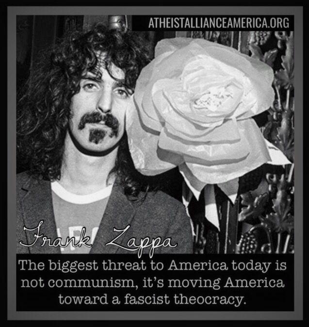 RIP Frank Zappa
