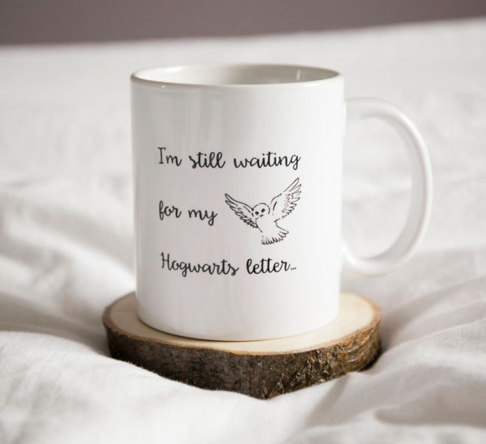 Harry Potter Mug - Harry Potter Gift Ideas For True Potterheads.