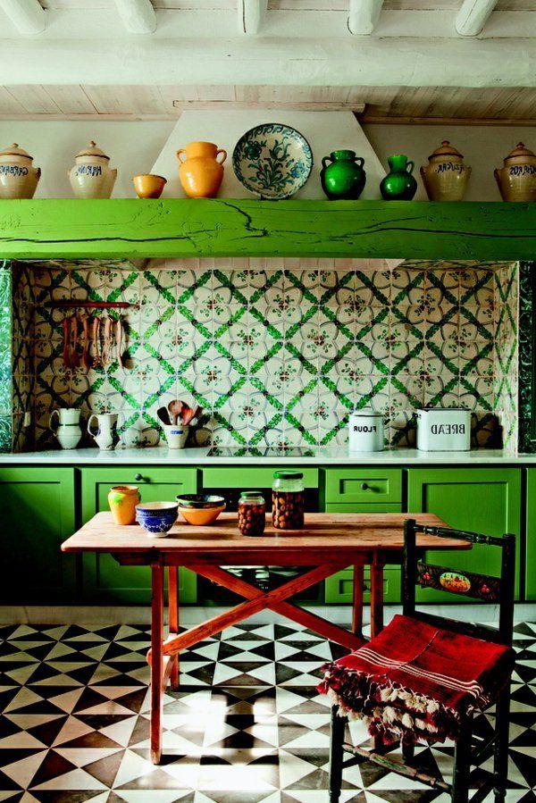 17 best ideas about les plus belles cuisines on pinterest escaliers noirs - Les plus belle cuisine ...