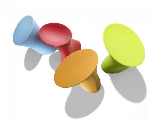 Sgabelli Bar Plastic - Designer: Marco Maran