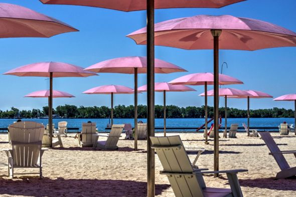 Last month was the hottest August ever in Toronto