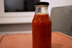 Hausgemachter Curry-Ketchup - Zuckerarm und ohne Fertigprodukte