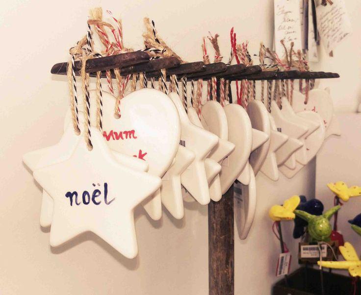 As You Wish Ceramics Christmas Decorations