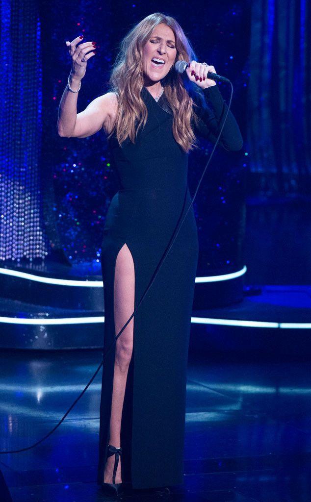 Alicia Keys Rubs Chrissy Teigen's Dressed Up Baby Bump   E! Online