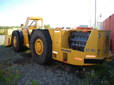 Wagner Mining Equipment    http://www.rockanddirt.com/equipment-for-sale/WAGNER/mining-equipment