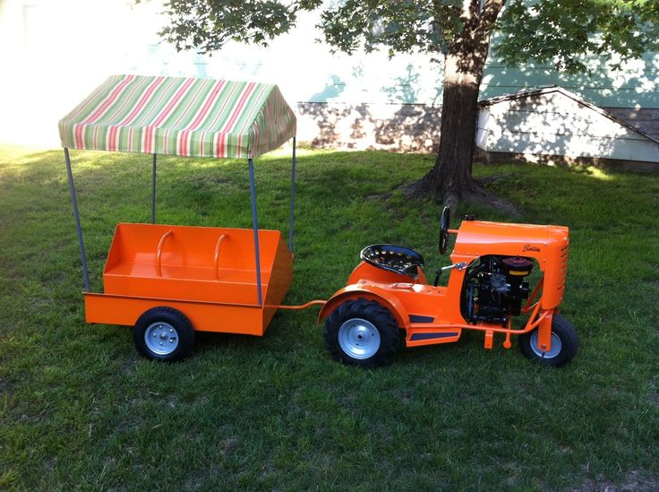 17 best images about standard bantam tractors on for Garden equipment for sale
