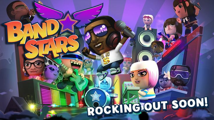 band stars - Google Search