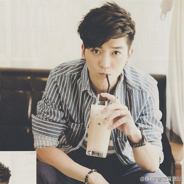 Bii - Half Taiwanese / Half Korean singer and completely super cute *-*