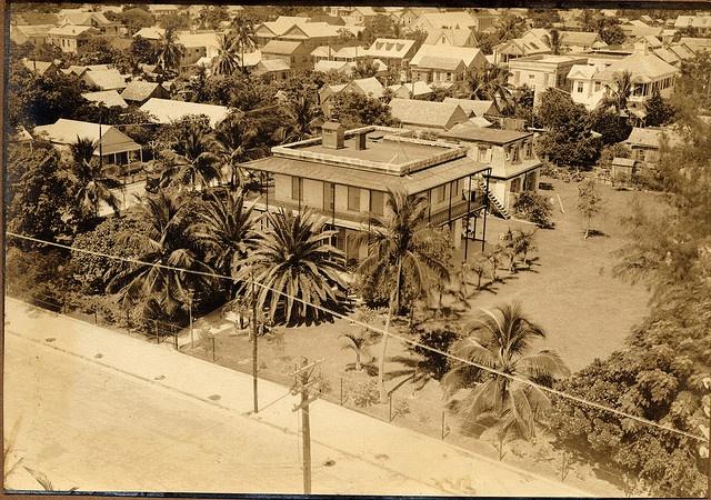Hemingway House~ Key West 1930's