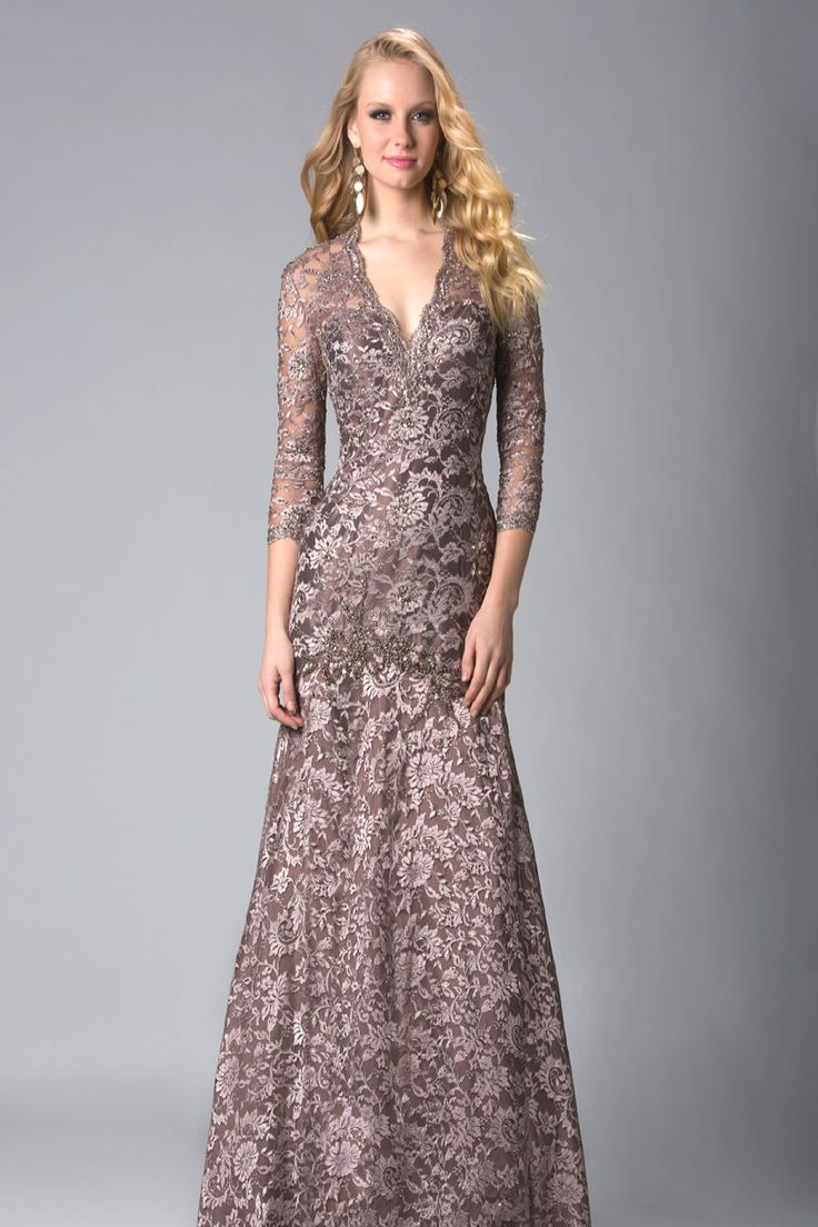 3 4 sleeve evening dresses australia pictures