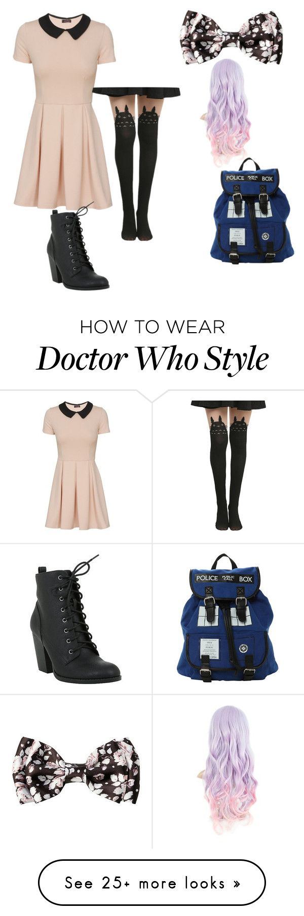 """Untitled #3"" by bandsformybae on Polyvore featuring Ghibli"