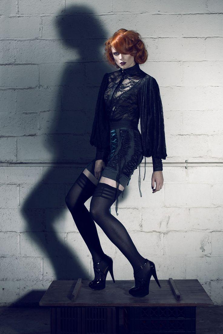 19 besten Thigh High Socks Bilder auf Pinterest | Halterlose ...