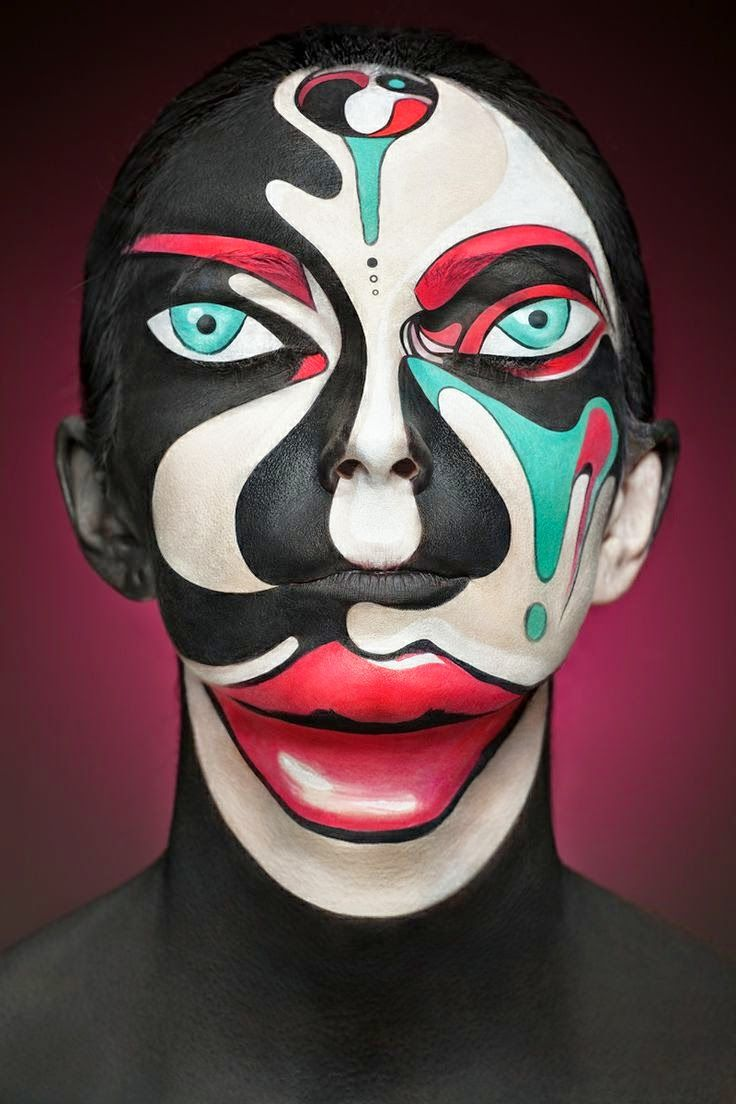 CARNAVAL: Make up para BAILE DE MÁSCARA
