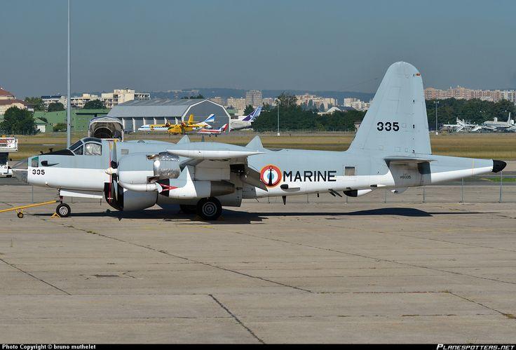 Armée de l'Air (French Air Force) Lockheed P-2V Neptune