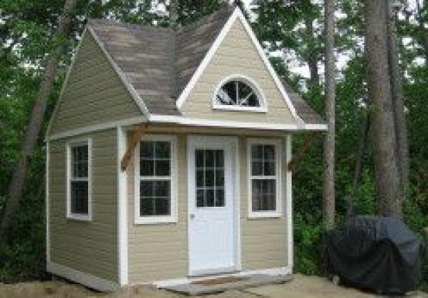 Glen Echo Studio Kits | Backyard Guest House | Designs ...
