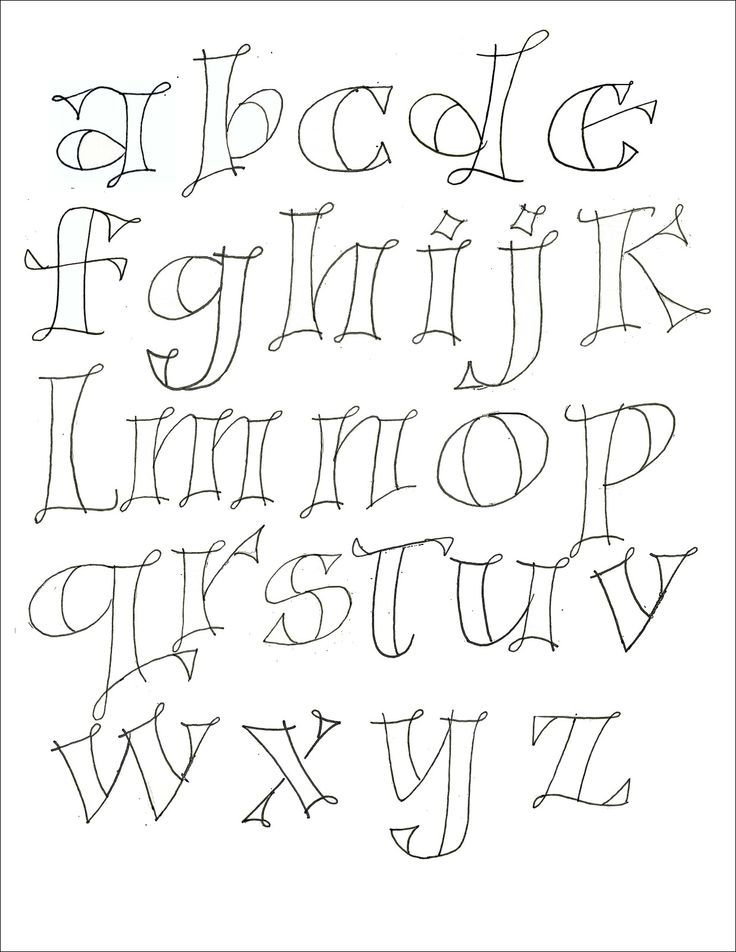 hand lettering for journaling - Google Search