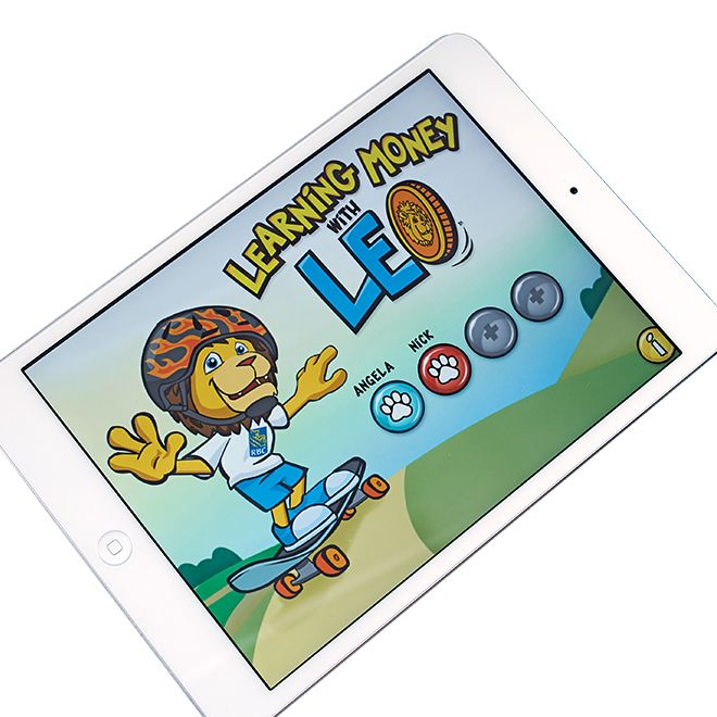 A Money Learning App Review on @Today's Parent for 3-6 year olds