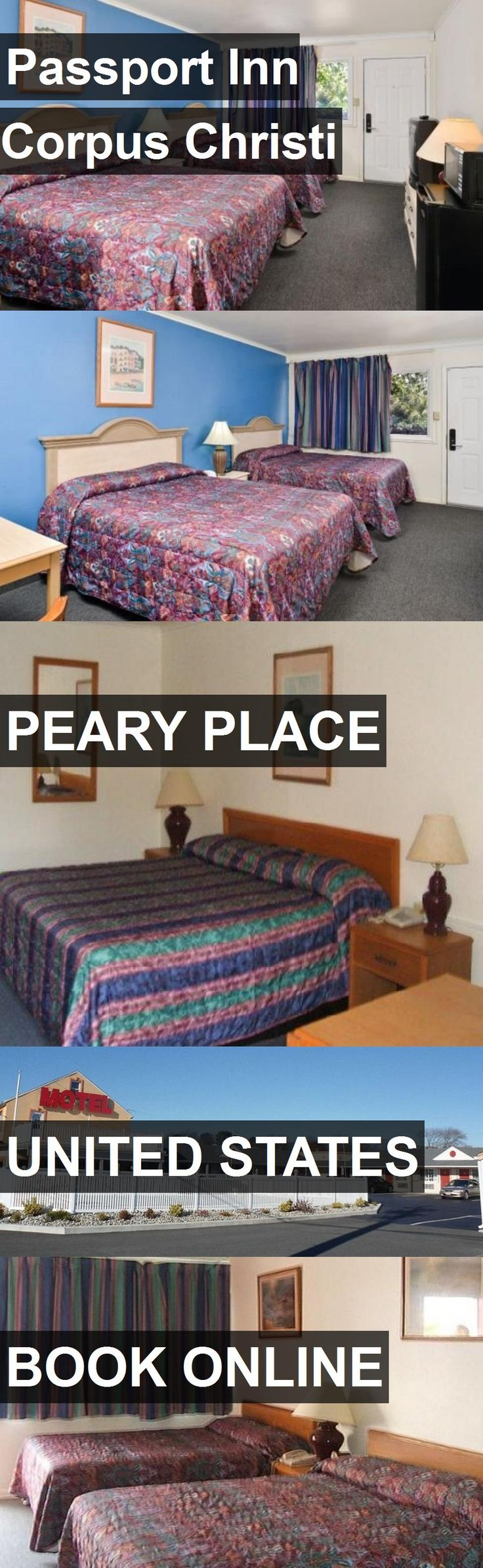 Hotel Passport Inn Corpus Christi in Peary Place, United States. For more information, photos, reviews and best prices please follow the link. #UnitedStates #PearyPlace #travel #vacation #hotel