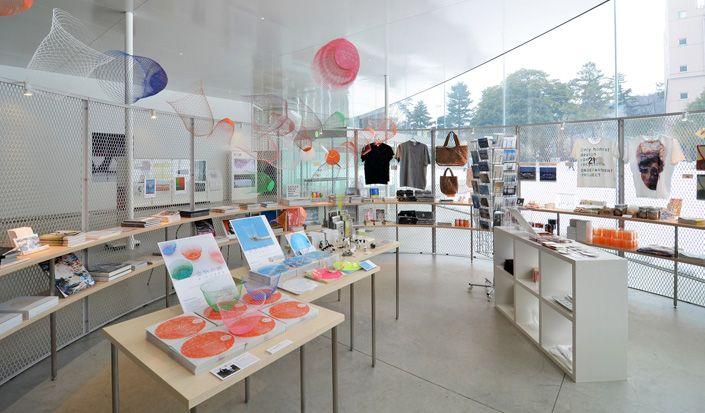 21st Century Museum of Contemporary Art, Kanazawa. | Museum Shop