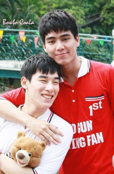 Gun & Theo (Thai Gay Couple)