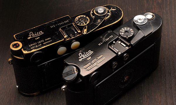 マップカメラ | マップカメラコレクション | ブラックペイントのライカ | ライカとその周辺
