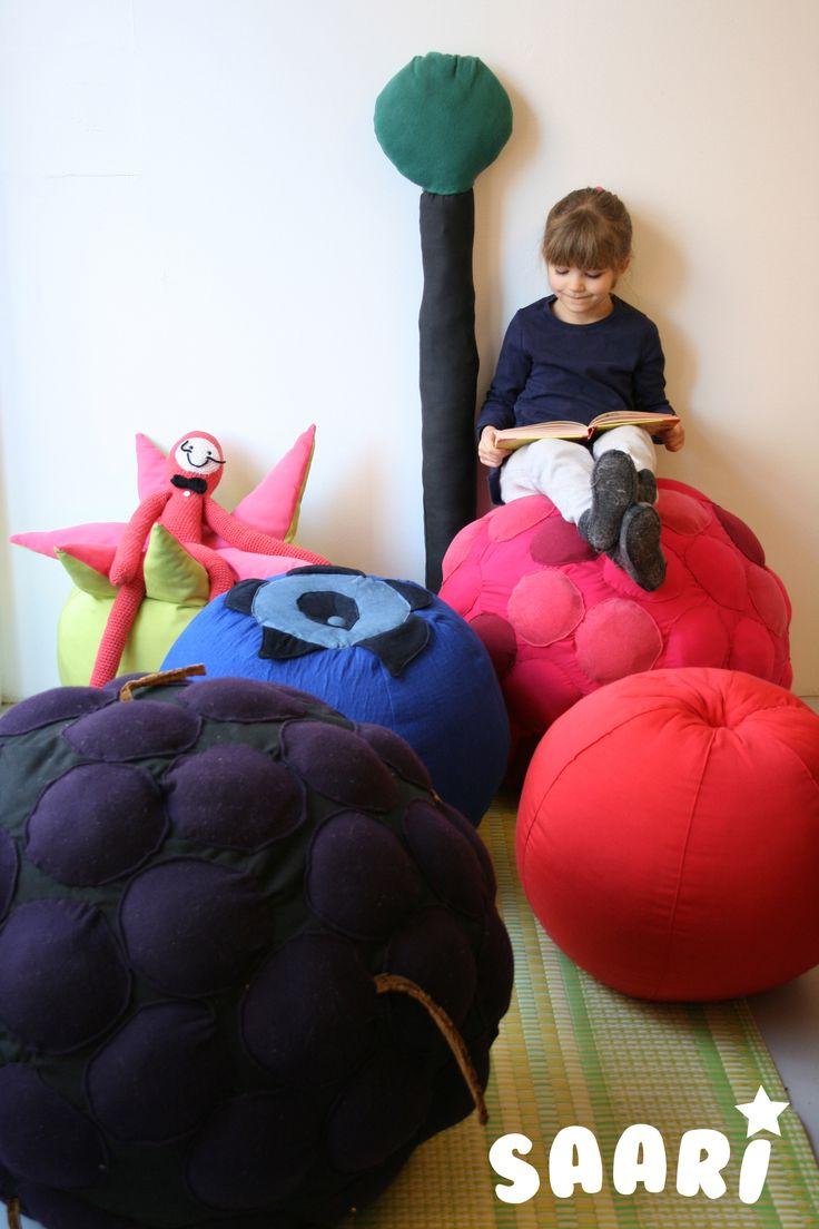 Saari_kids furniture.  Designed by Veronica Lassenius , handmade by Soffan Verhoomo.