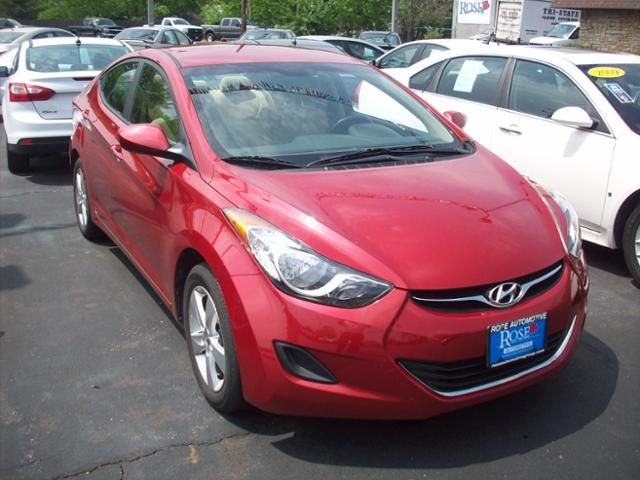 Used 2013 Hyundai Elantra runs on a 4 Cyl engine and Automatic transmission, listed for $15,988 and 28,511 miles. #hyundai #elantra #cars