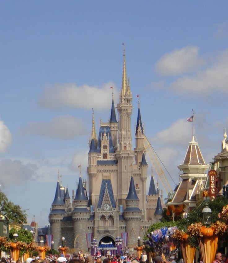 Date set for Grand Opening of Disney's Fantasyland!!: Cinderella Castle