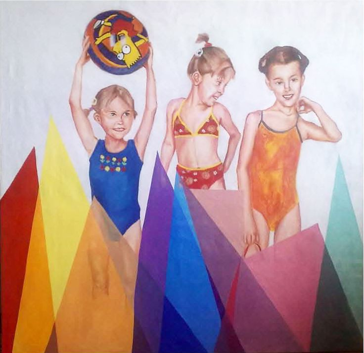 130x133/ 2002-2010/oil canvas