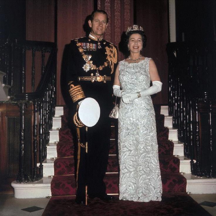 Queen Elizabeth Ii And Prince Philip Duke Of Edinburgh On The Queen Elizabeth Her Majesty The Queen Elizabeth Ii
