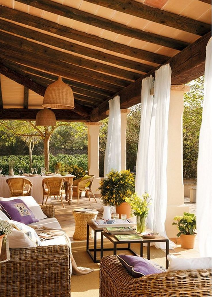 adelaparvu.com despre casa rustica Mallorca, casa de piatra, design interior Copper Haouse Design (2)