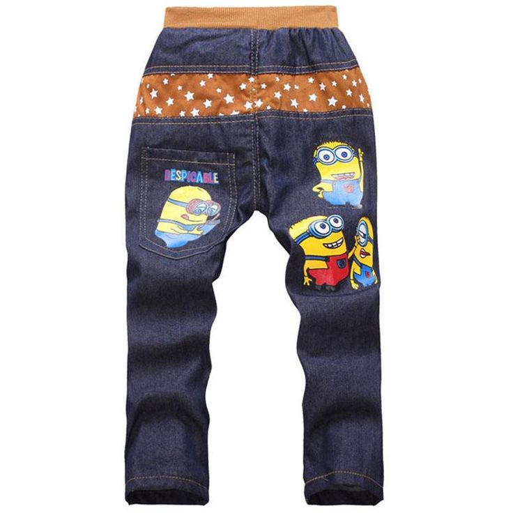 High Waisted Jeans //Price: $13.00 & FREE Shipping //     #stuart #minionfan #minionfanart #smile