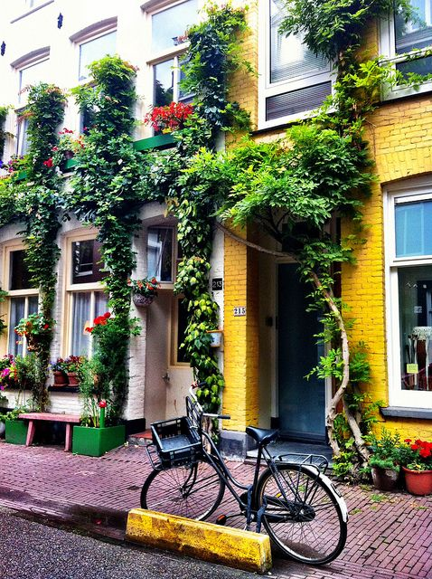 Amsterdam // DePijp is already on my #travelbucketlist. I just need to find this quaint little area. #travel