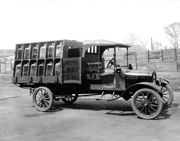 1924 Ford Model TT Truck #vintage
