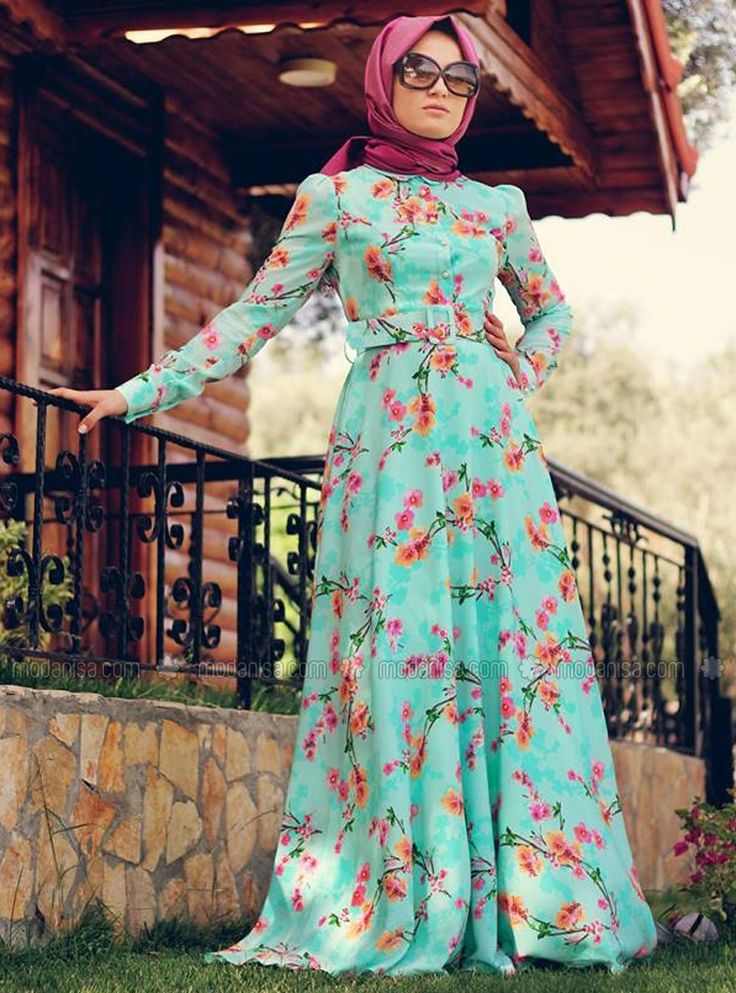 Mevsim Elbise - Мята - ASK Минел