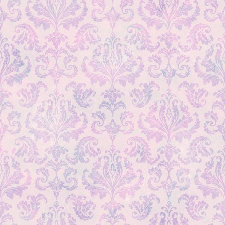 Totally For Kids, Tie Dye Damask TOT47142 by Brewster Wallcoverings