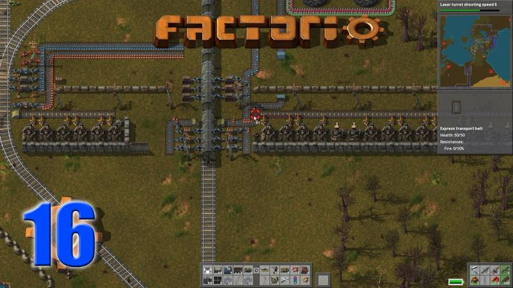 Hey Everyone to my Factorio let's play. If you