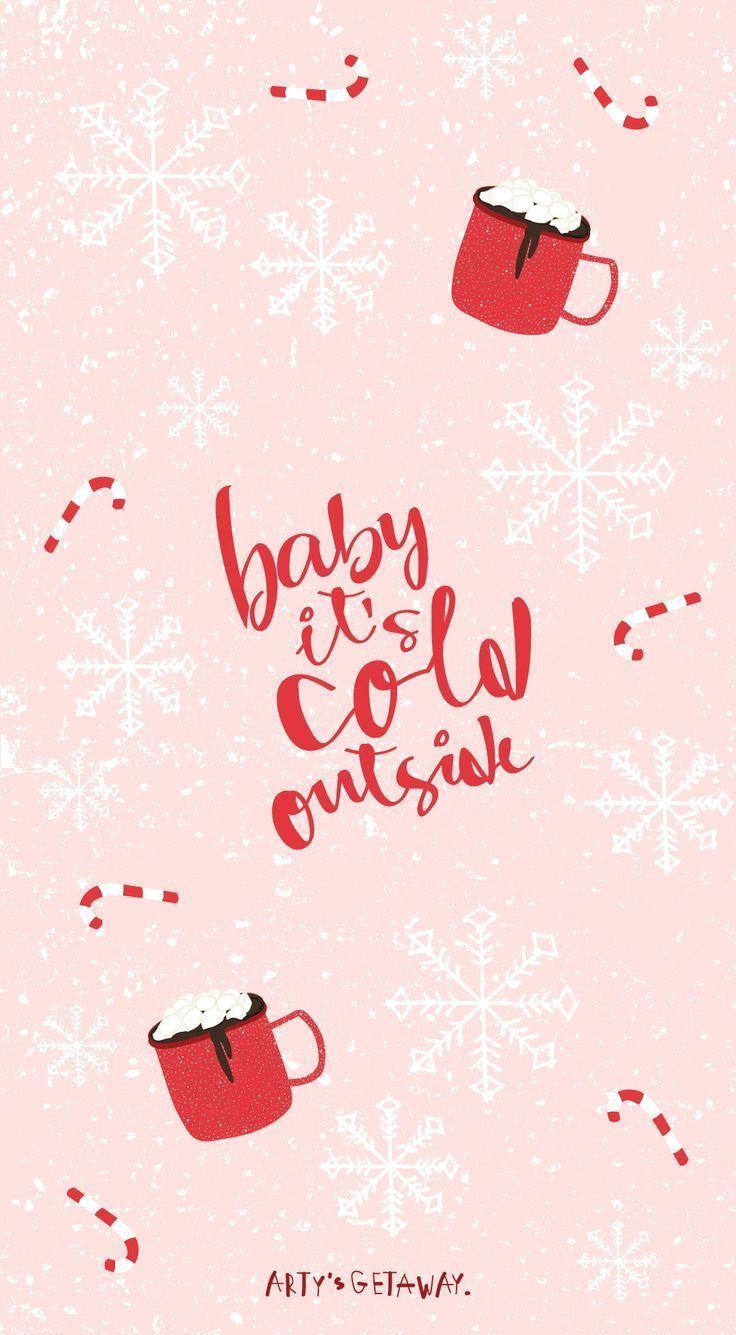 Fondo De Pantalla Christmas Phone Wallpaper Wallpaper Iphone Christmas Cute Christmas Wallpaper