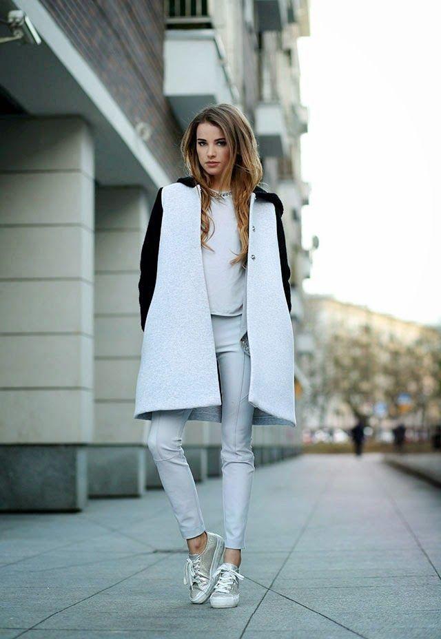 15/01/15 MAFFASHION fot Wujaszek Liestyle*  shoes NewLook / pants, blouse Mohito / blazer Nelly.com  by Lilyaldridge / coat By o la la...! / piesekLiestyle (Lesio)