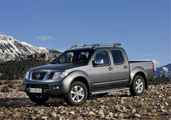 Nissan Navara - my next car. Can't wait to kit one out for 4wding/camping/fishing