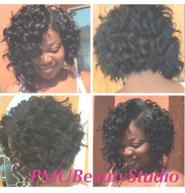 50 Best Natural Hair Weave Styles Exemple Natural Hair Weaves Bob Hairstyles Natural Hair Styles