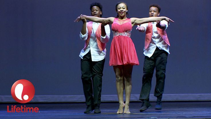 Dance Moms: Full Dance: Nia's Trio (Season 6, Episode 24) | Lifetime