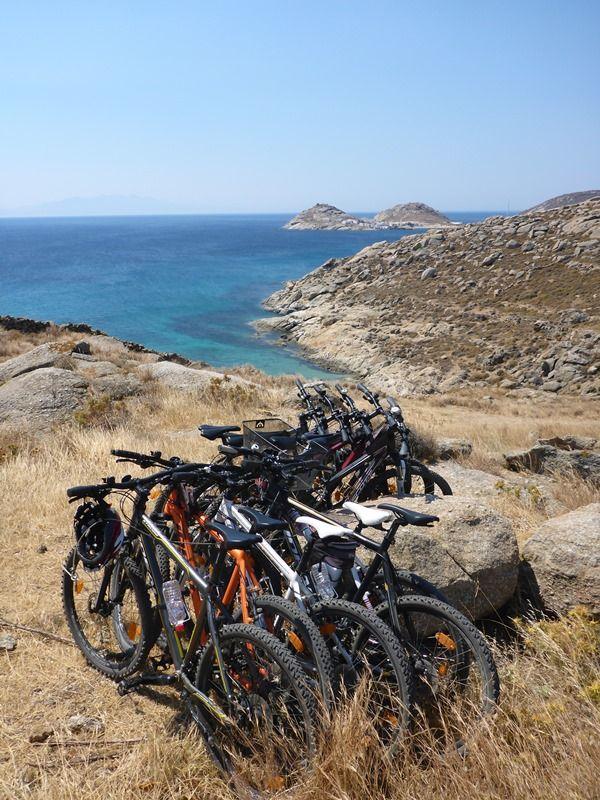 yummy pedals bike tour mykonos