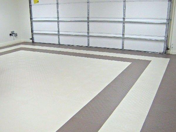 Interlock Vinyl Floor Tile, Tuff Seal Garage Floor Tiles