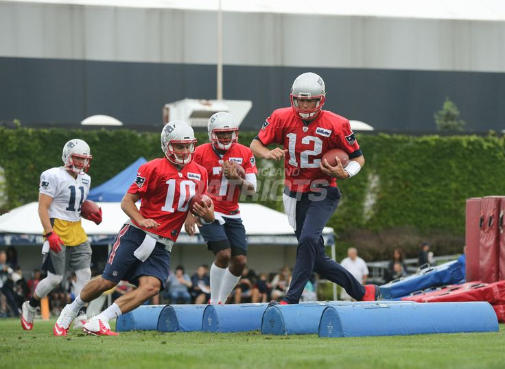 Check out our favorite photos from Patriots Training Camp at Gillette Stadium on Thursday, July 27, 2017.