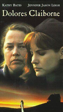 """DELORES CLAYBORNE"" (1995) KATHY BATES, JENNIFER JASON LEE, CHRISTOPHER PLUMMER"