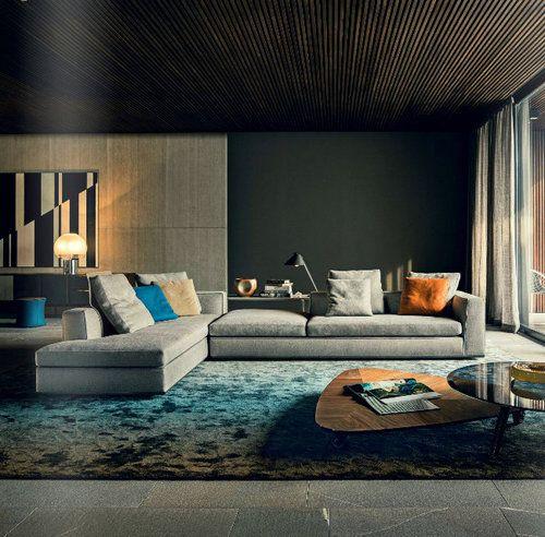 Interior by Minotti