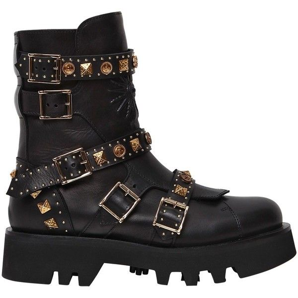 best 25 studded combat boots ideas on