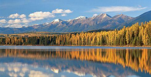 Autumn and Lake Alva
